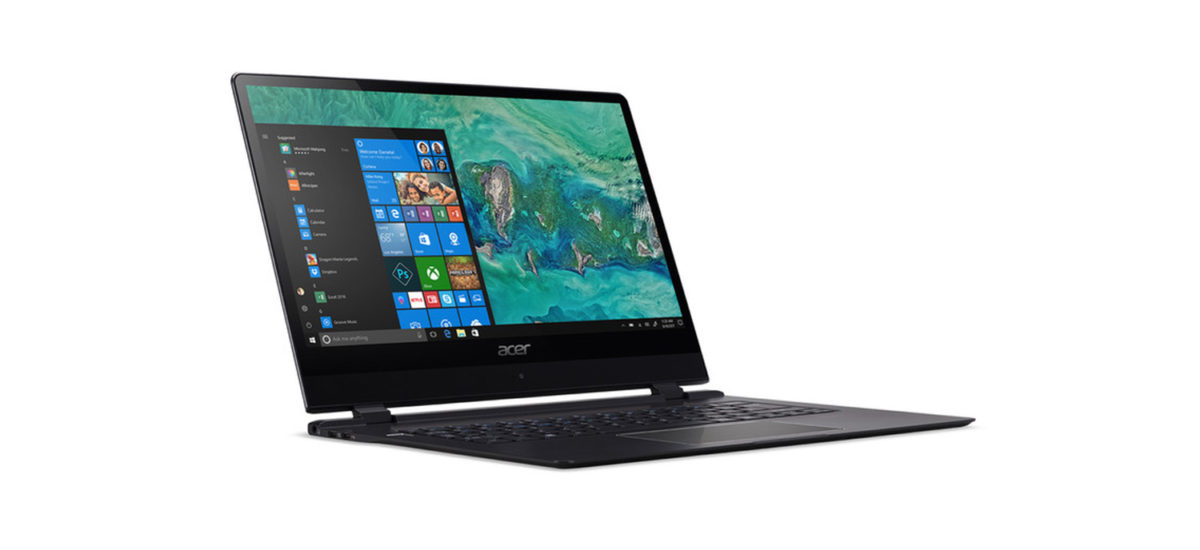 Acer unveils updated Swift 7, the world's thinnest notebook