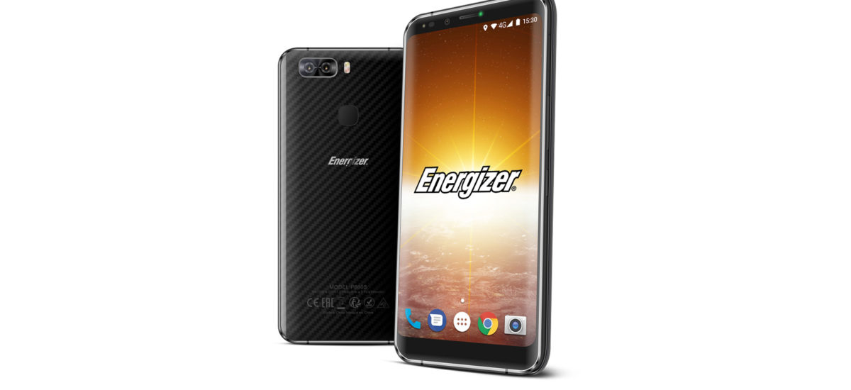 Energizer Power Max 600s: Energizer's smartphone with 4500mAh Battery