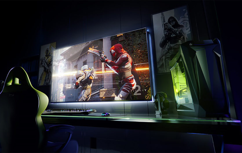 Nvidia announces 65-inch BFGD 4K Monitors with G-Sync
