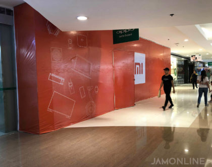 Xiaomi Store Spotted at SM Megamall