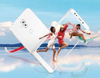 ASUS Zenfone 5 Lite Leaked: Quad Camera & 18:9 Display