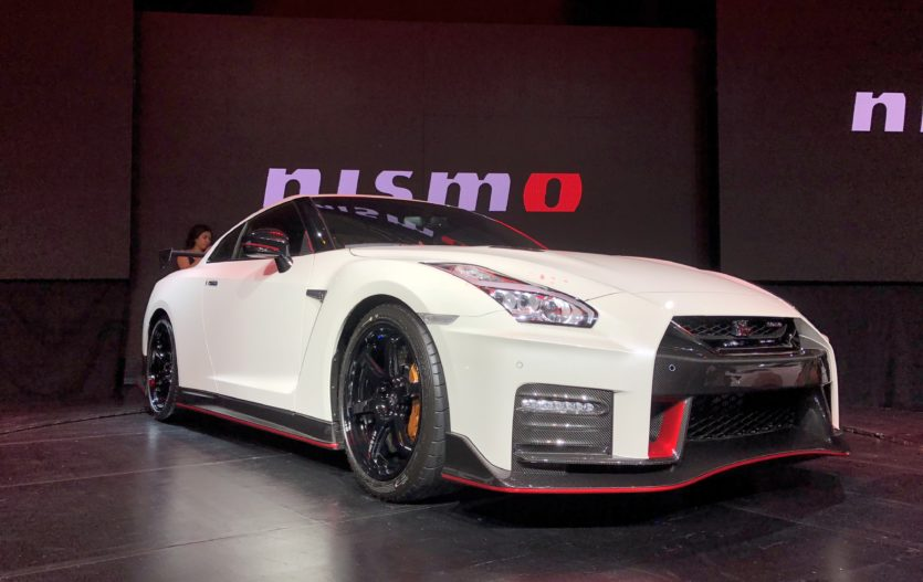 Nissan officially brings GT-R Nismo in the Philippines