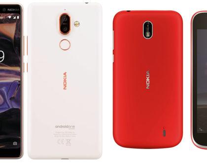 Nokia 7+ & Nokia 1 Leaks Out