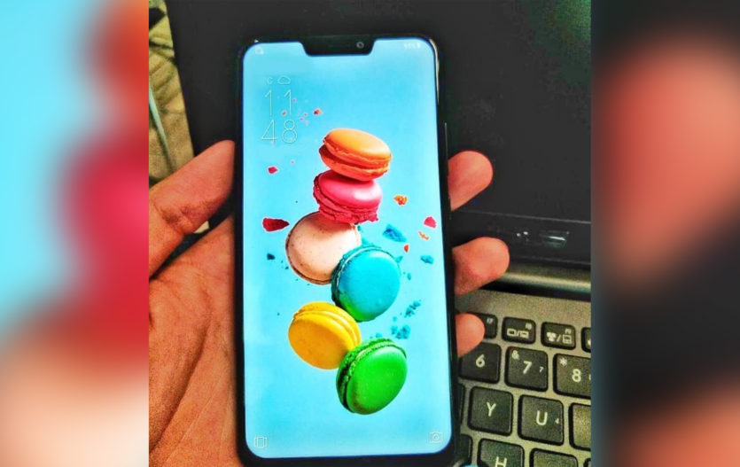 ASUS Zenfone 5 Leaks Out: Comes with Notch & Powerful Hardware
