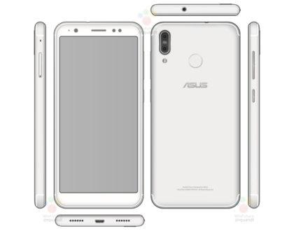 ASUS Zenfone 5 Render Leaks Out