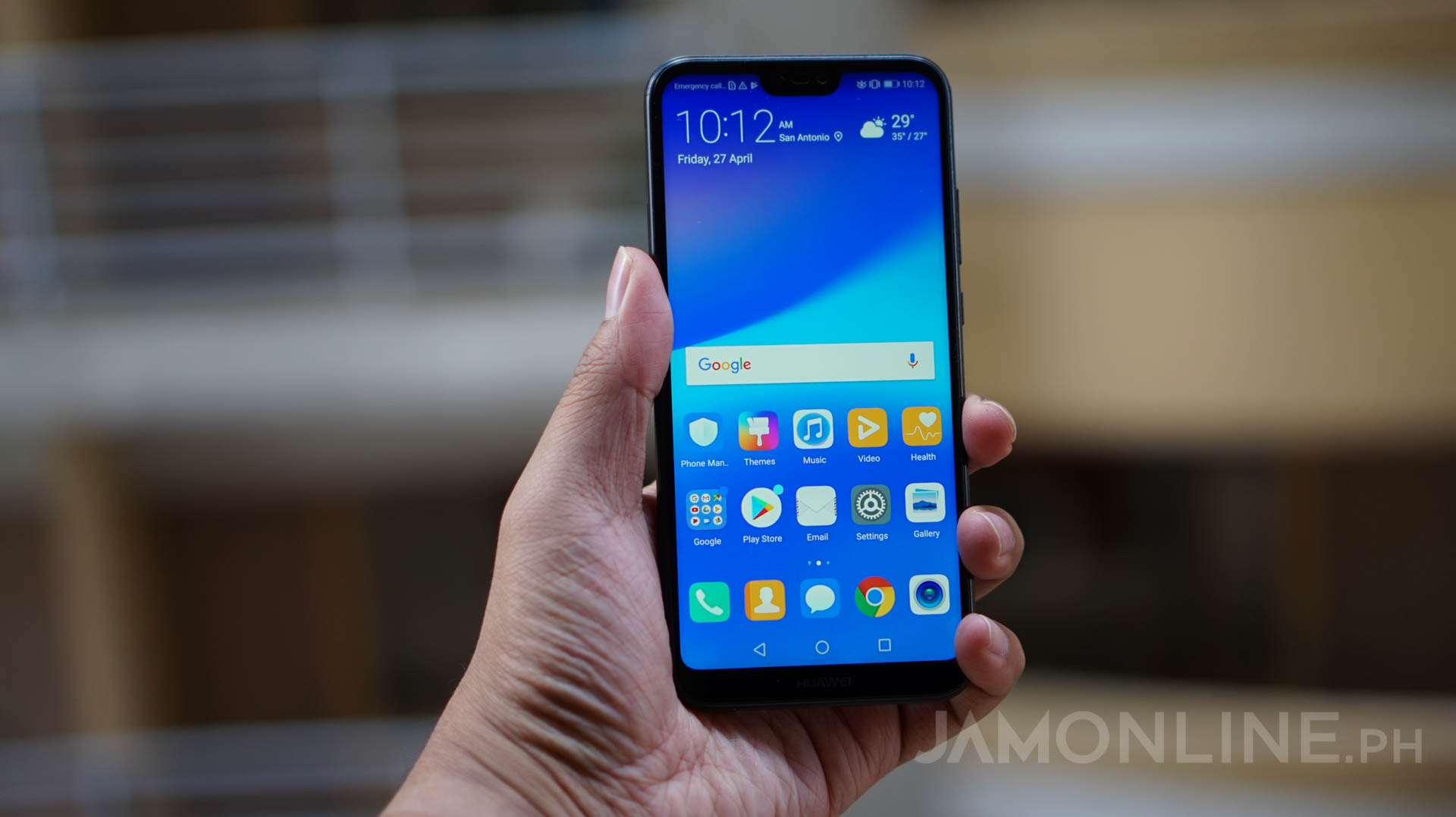 Huawei P20 Lite Review • Jam Online | Philippines Tech News & Reviews