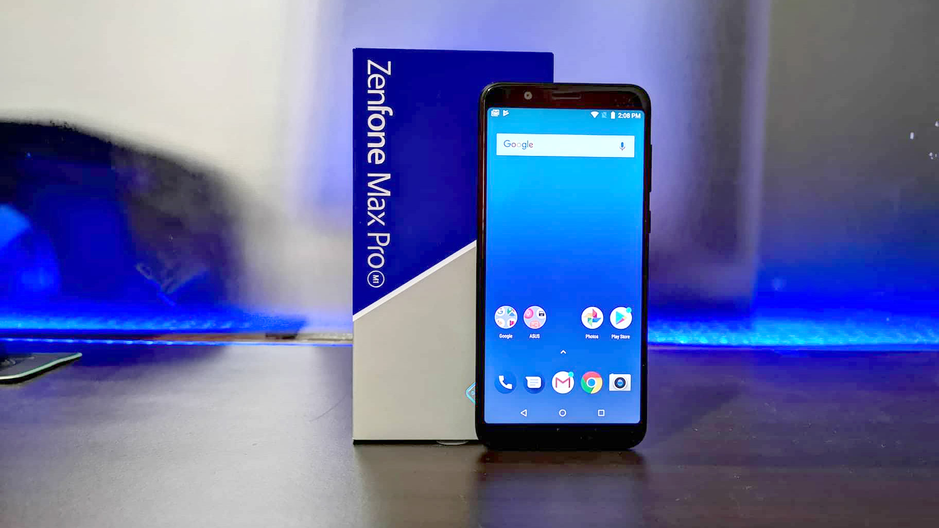ASUS Zenfone Max Pro M1 Unboxing And Hands-On Video • Jam