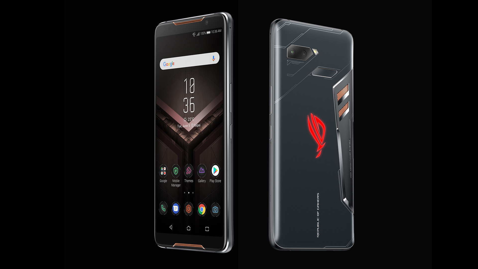 ASUS ROG Phone Unveiled: The First Gaming Smartphone From