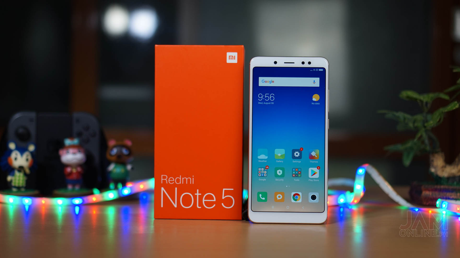 Xiaomi Redmi Note 5 Review • Jam Online