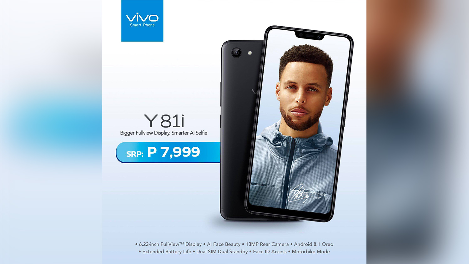 Vivo Y81i Specs, Features, & Price in the PH - Jam Online