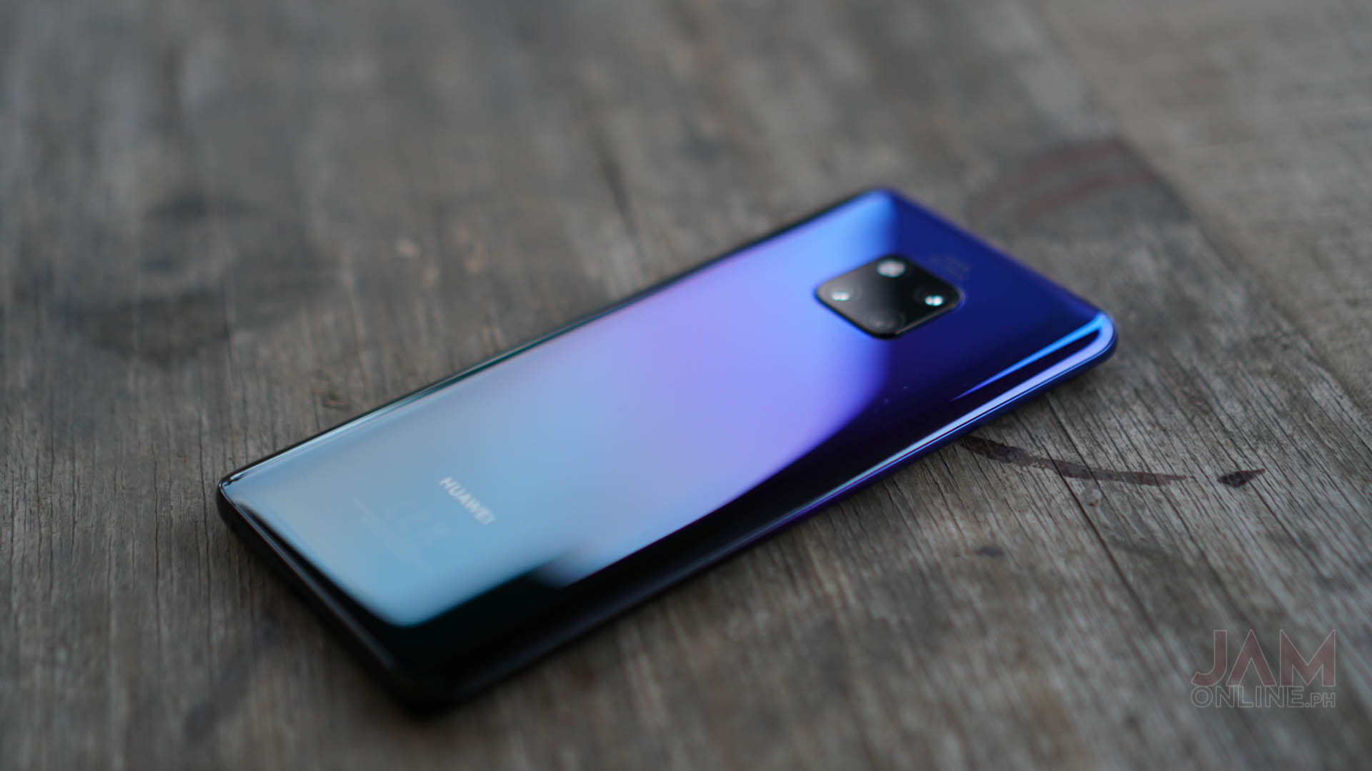 Huawei Mate 20 Pro Unboxing First Impressions Jam Online