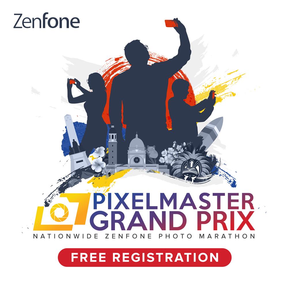 ASUS Pixelmaster Grand Prix