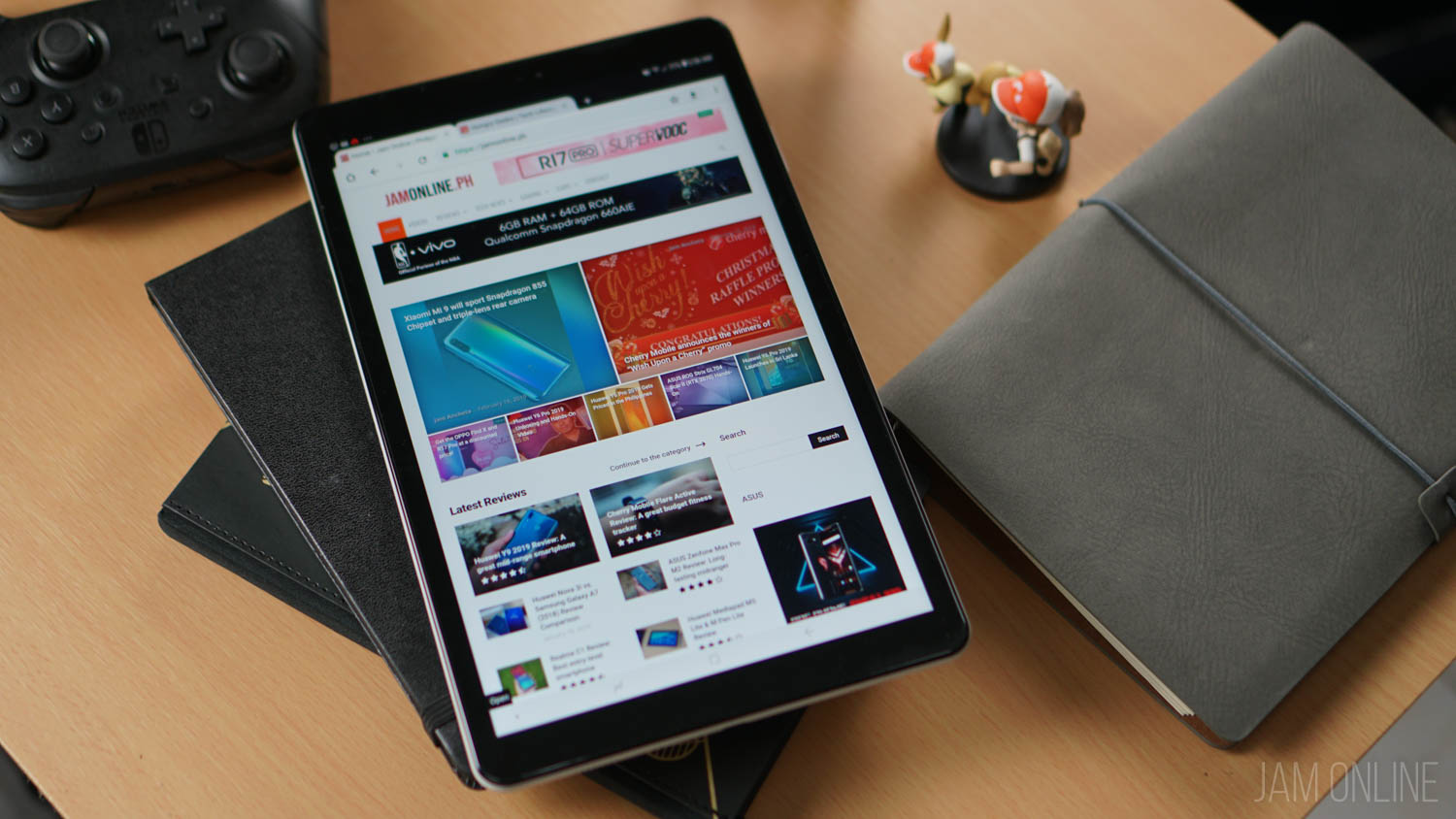 Samsung Galaxy Tab A 10.5 Review: Tablet made for ...