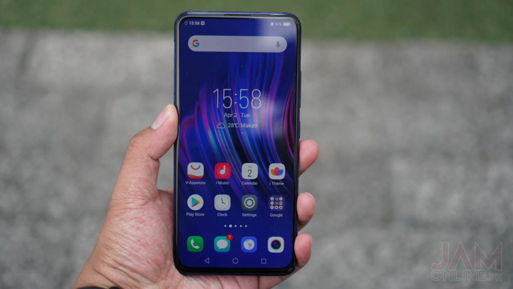 Vivo V15 Pro Review: Smartphone made for selfies • Jam Online