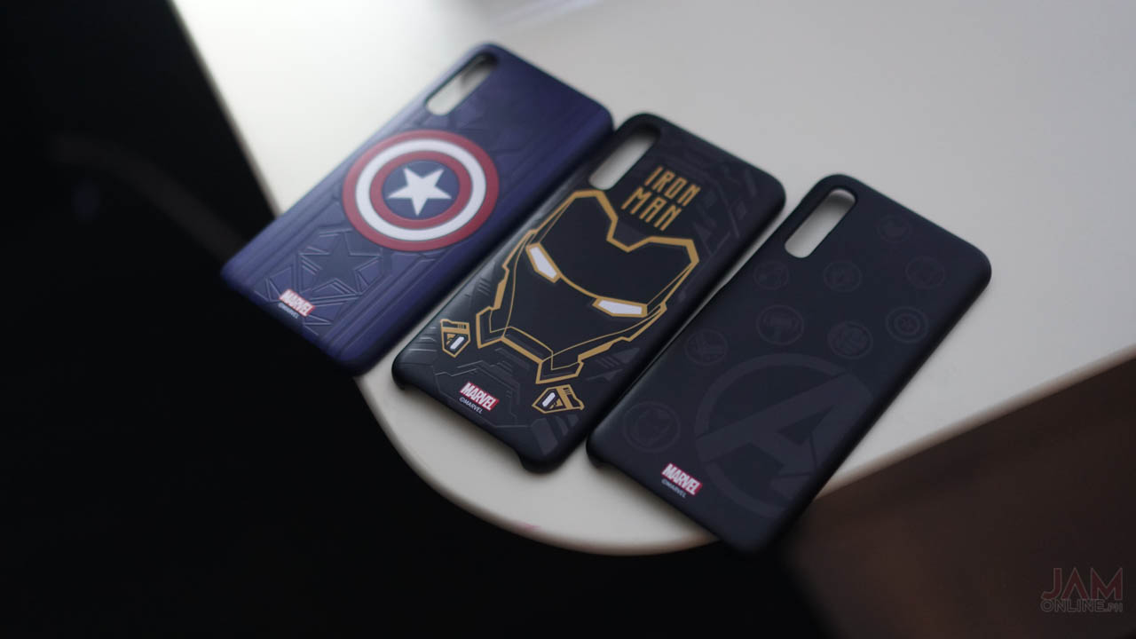 Samsung launches Marvel's Avengers: Endgame cases for Galaxy
