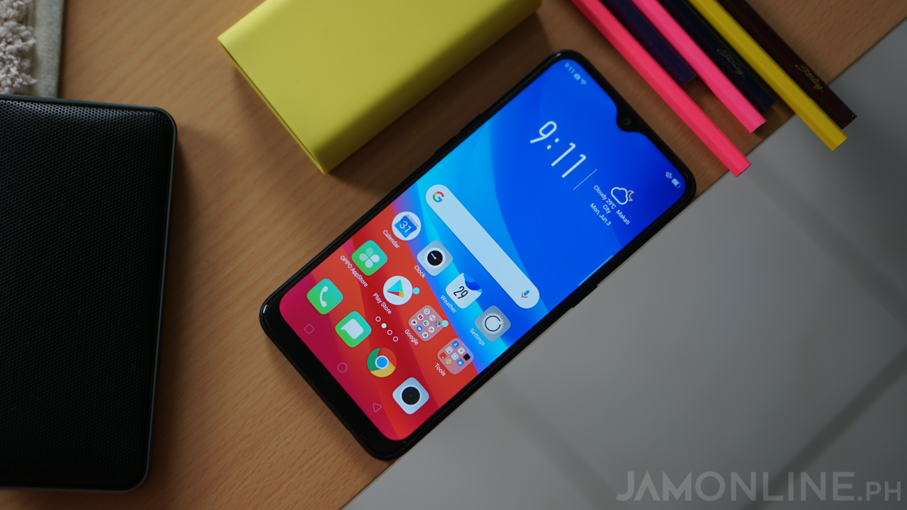 OPPO A5s Review • Jam Online | Philippines Tech News & Reviews