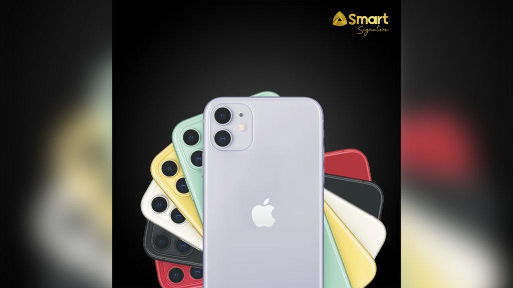 iPhone 11 Smart Signature Postpaid Plan
