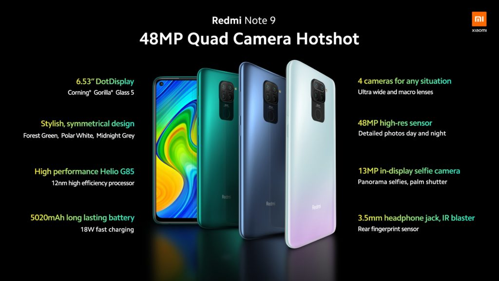 Xiaomi Philippines Launches Redmi Note 9 Redmi Note 9 Pro And Mi Note 10 Lite In The Ph Jam Online Philippines Tech News Reviews