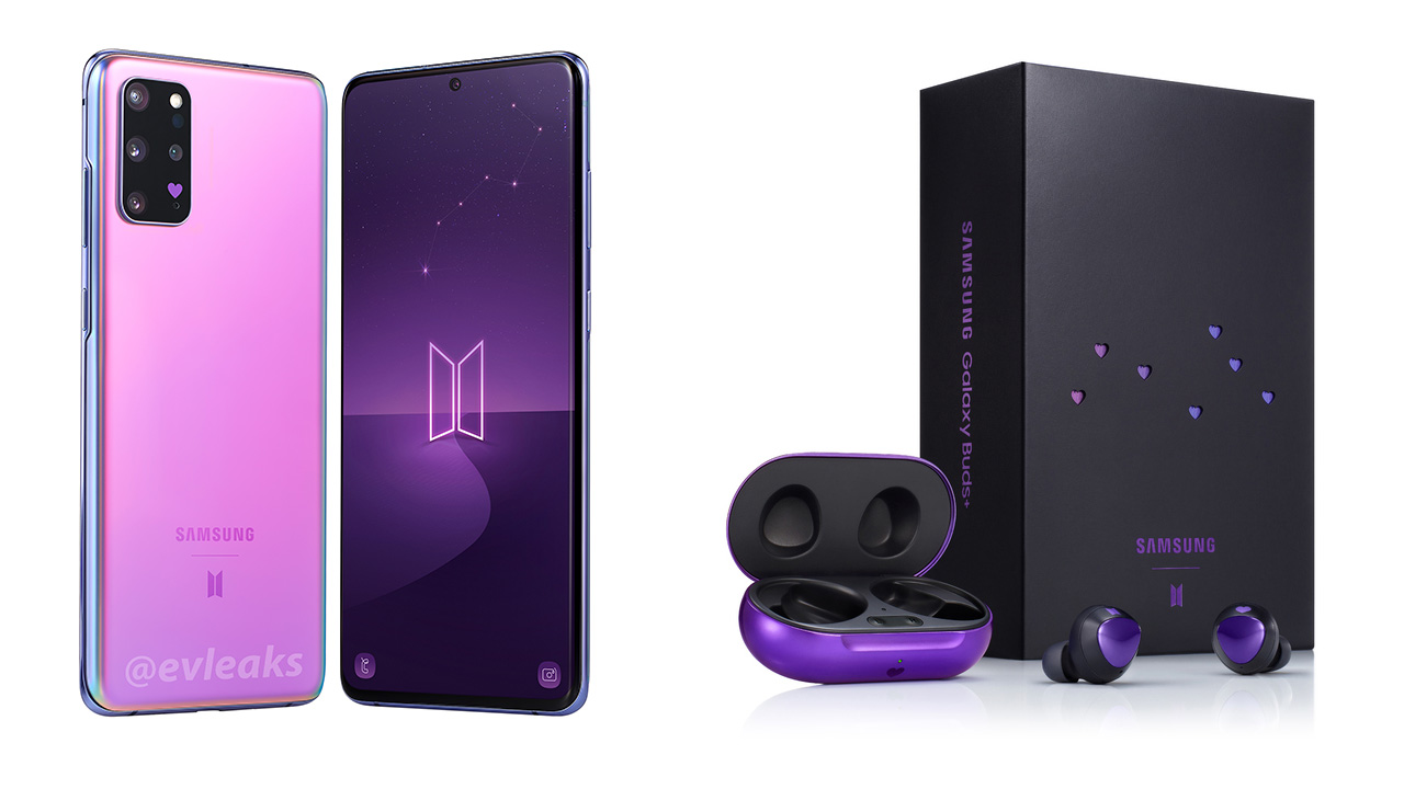 Samsung Galaxy S20 Galaxy Buds Bts Edition Renders Leaked Jam Online Philippines Tech News Reviews