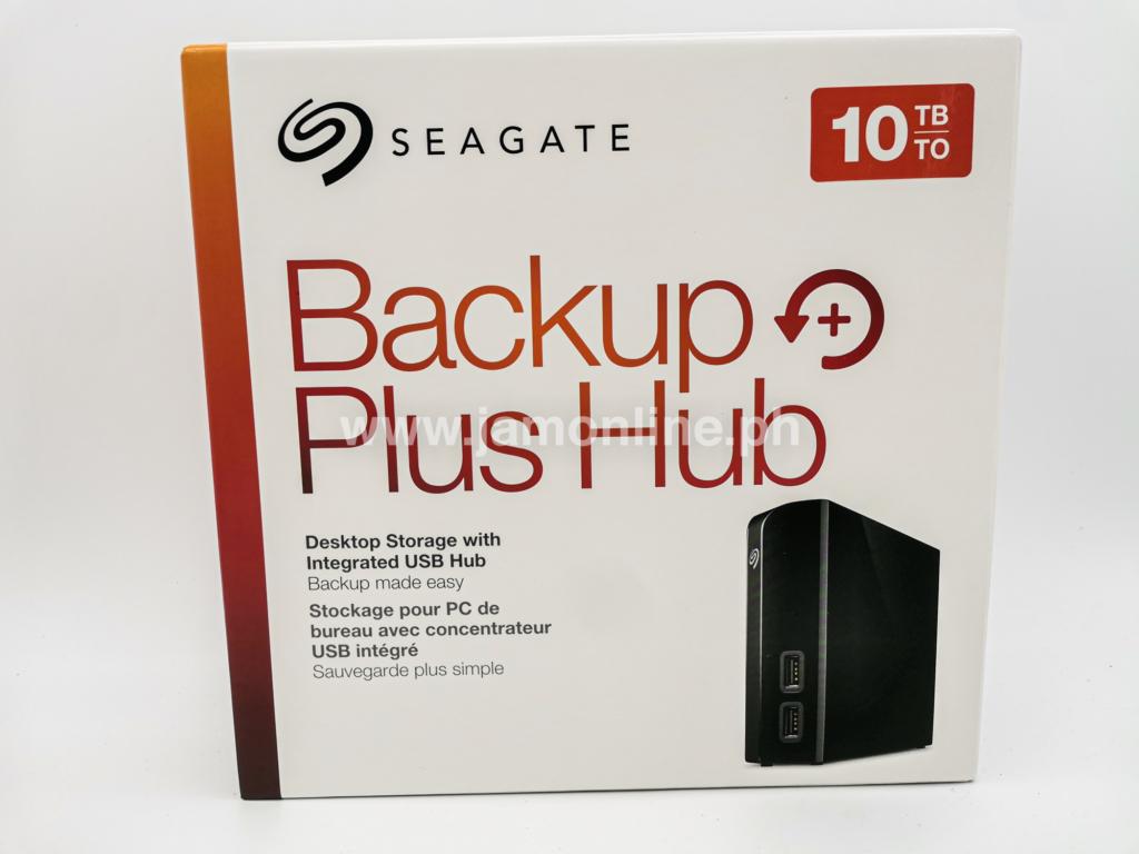 Seagate Backup Plus Hub 10TB JamOnline
