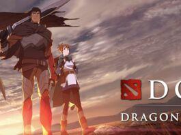Dota Dragons Blood TV Series Netflixjpg