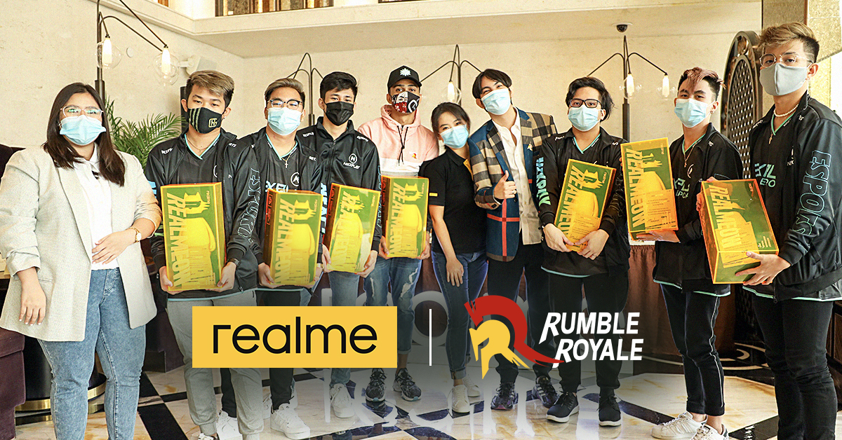 realme collabs with top gaming influencers in the ...