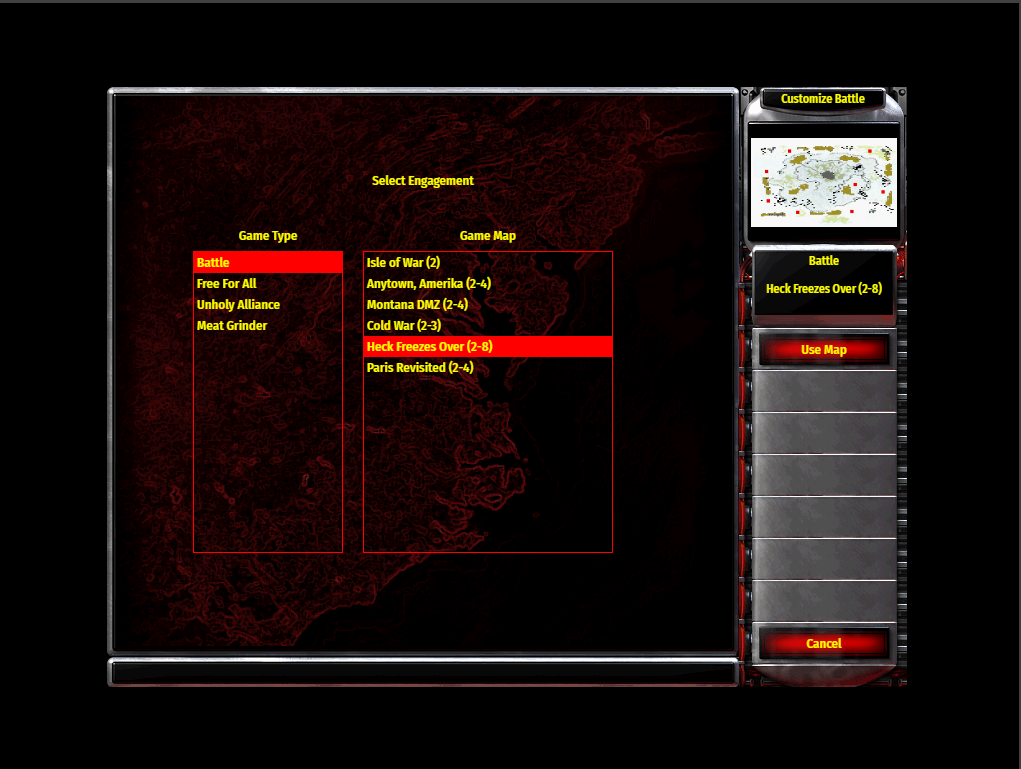 How to play Red Alert on browser